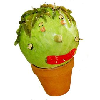 Arcimboldo - légumes d'Arcimboldo