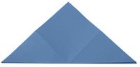 Plier en diagonale