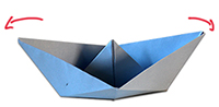 Formation du bateau
