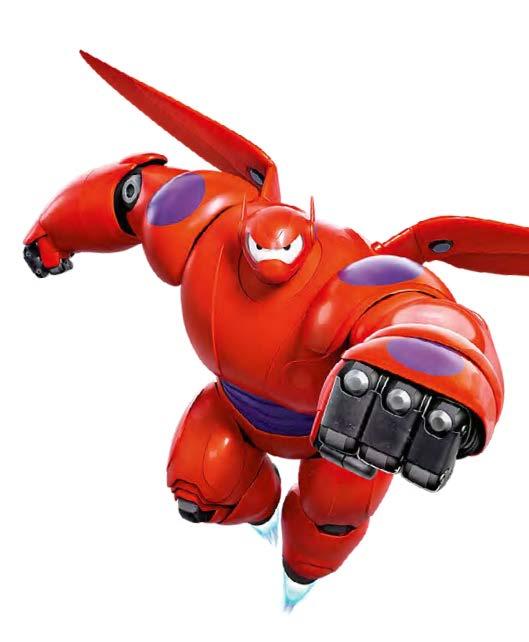 Baymax le robot