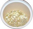 Mélanger farine et beurre