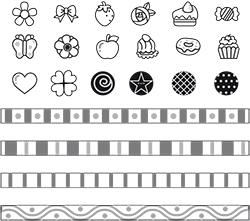 Modèle de motifs