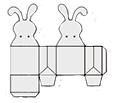 vente en ligne boites lapin de Pâques