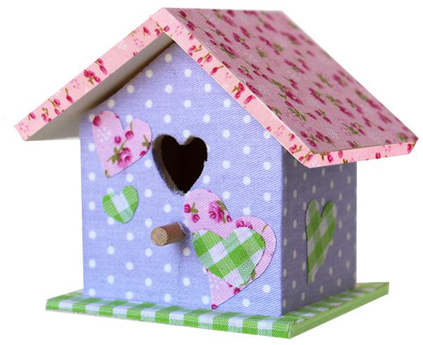 Boite maison nichoir