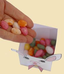 Ajouter les bonbons