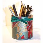 Pot à stylos pour la fête des mères
