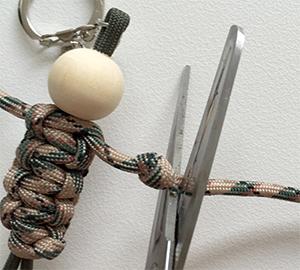 Couper les fils à raz