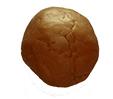 Boule de pâte chocolat