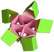 Ajouter  1 rang de 5 triangles