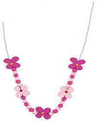 Ajouter 6 perles et 2 fleurs