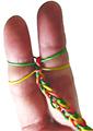 former le bracelet