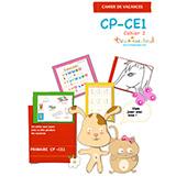 Cahier de vacance 2 pour le CP CE1