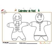 Calendrier de Noël page 10