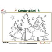 Calendrier de Noël page 14