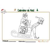 Calendrier de Noël page 16