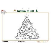 Calendrier de Noël page 17