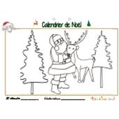 Calendrier de Noël page 20