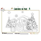 Calendrier de Noël page 23