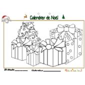Calendrier de Noël page 25