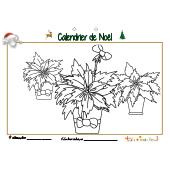 Calendrier de Noël page 9