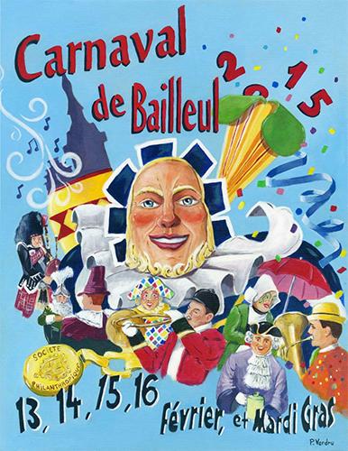 Carnaval de Bailleul 2015