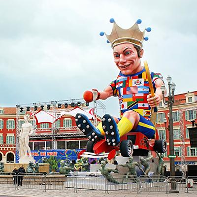 Personnage du Carnaval de Nice