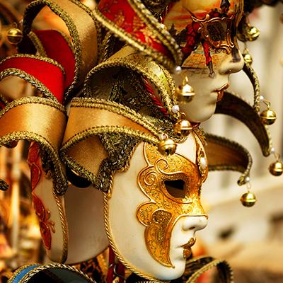 Carnaval d'Annecy, un Carnaval 100% vénitien
