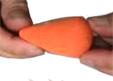 Former une sorte de grosse carotte