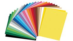 Carte de couleur