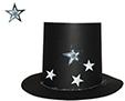 dcouper les toiles coller les toiles dcorer le chapeau de magicien