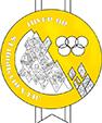 Colorier la médaille olympique