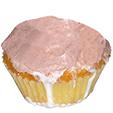 Répartir la crème sur les cupcakes