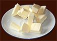 Couper du beurre