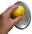 Zest de citron
