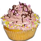 Voir le Cupcake américain