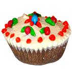 Cupcake à la fleur d'oranger