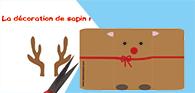 Découper le renne