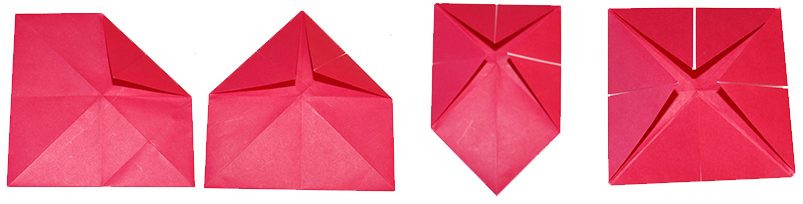 d coration p re no l origami. Black Bedroom Furniture Sets. Home Design Ideas