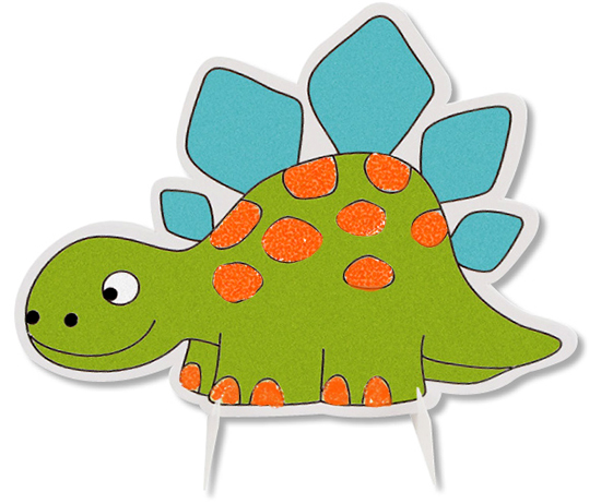Dinosaure à sabler