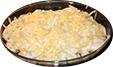 Ajouter le fromage râpé