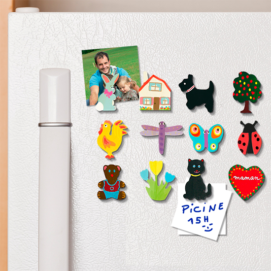 Magnets  animaux
