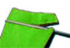 Couper le papier crépon