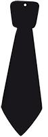 Dessiner la forme de la cravate