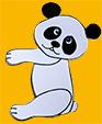 Assembler le panda