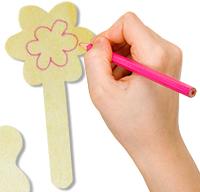 Dessiner la fleur