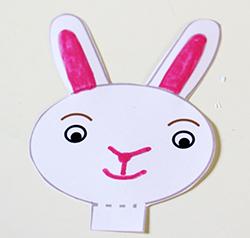 Description : Terminer le lapin