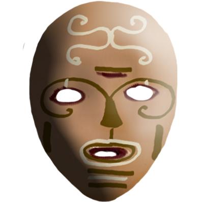 Masque primitif