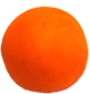 Former une boule orange