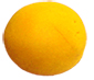 Modeler une boule jaune
