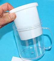 Séparer les 2 parties du Mug à personnaliser